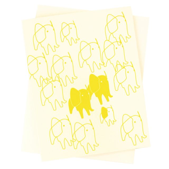 Elephant Herd #1502