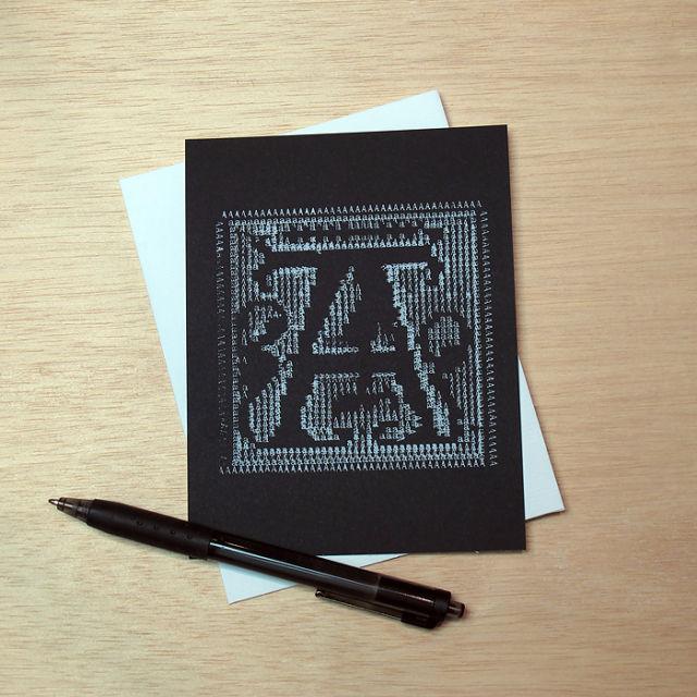 Binth Love Letters - A