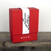 Binth Love Letters Box Set