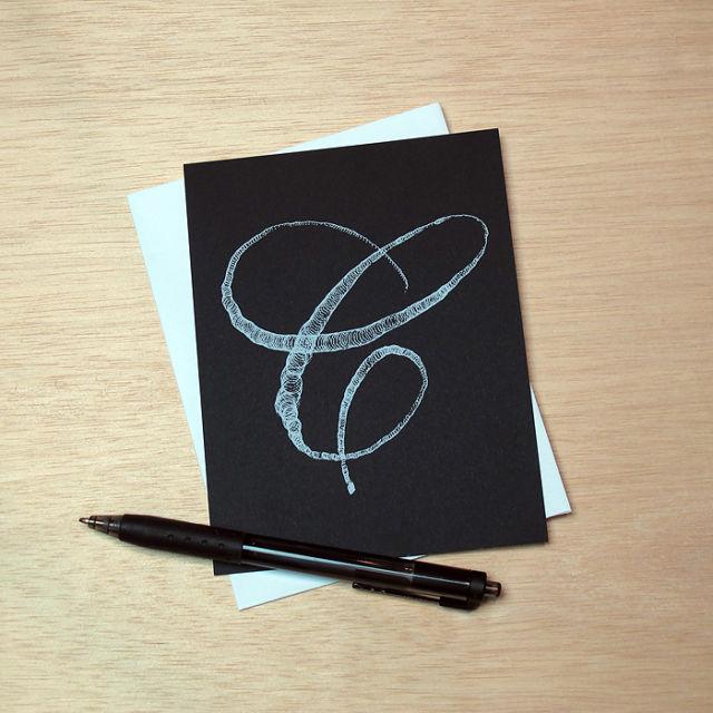 Binth Love Letters - C