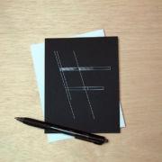 Binth Love Letters - F