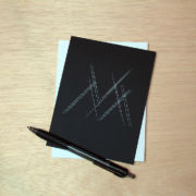 Binth Love Letters - M