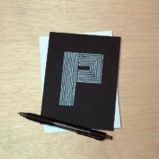 Binth Love Letters - P