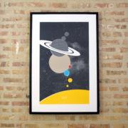 Binth Planets Poster