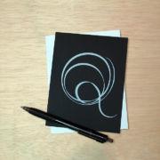 Binth Love Letters - Q