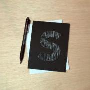 Binth Love Letters - S