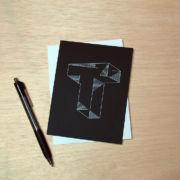 Binth Love Letters - T