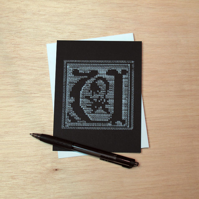 Binth Love Letters - U
