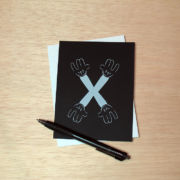 Binth Love Letters - X