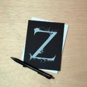 Binth Love Letters - Z