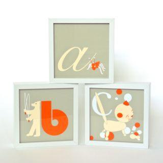 BINTH Single Alphabet Letters