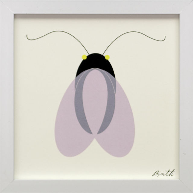 Binth Friends Framed Print - Bugfly