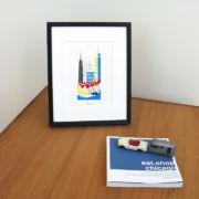 BINTH City Prints - Chicago
