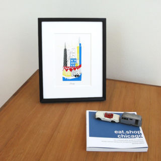 BINTH City Prints - Chicago