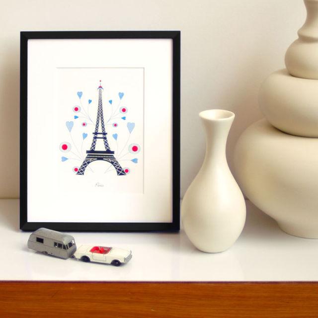 BINTH City Prints - Paris