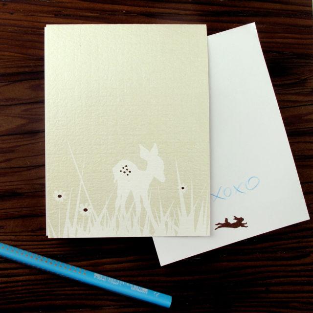 Binth Fawn Note Pads