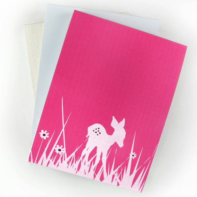 Binth Fawn Note Pads