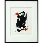 Jack of Diamonds Print