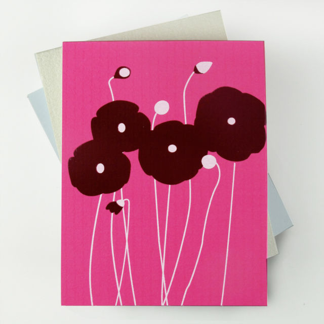 Binth Poppy Note Pads