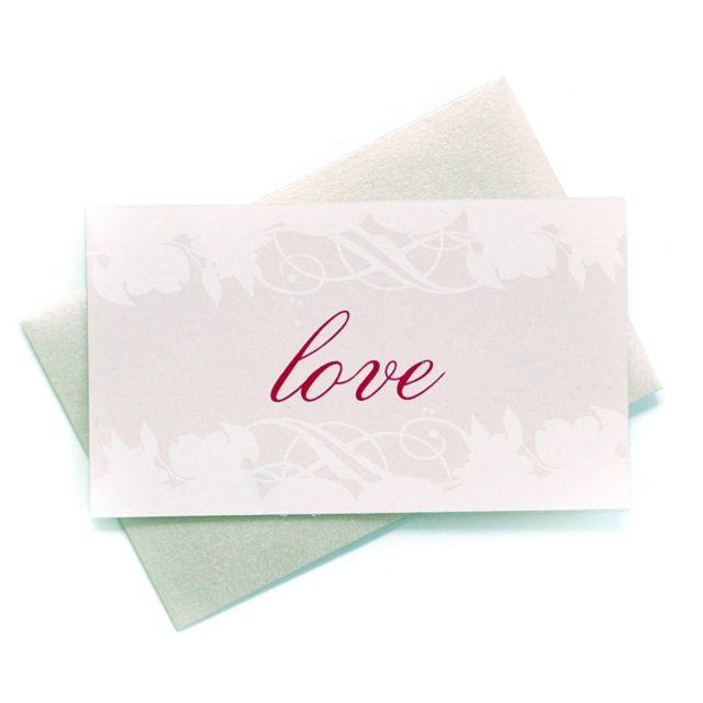 Tiny Card Love #2900L