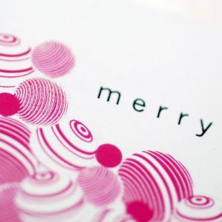 Tiny Card Merry #2900